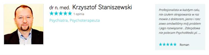 Staniszewski Opinia
