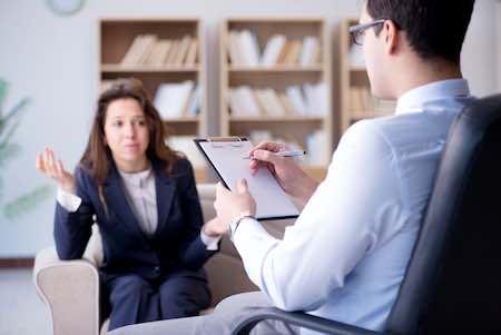 Napady paniki - pomoc psychologa, pomoc psychiatry